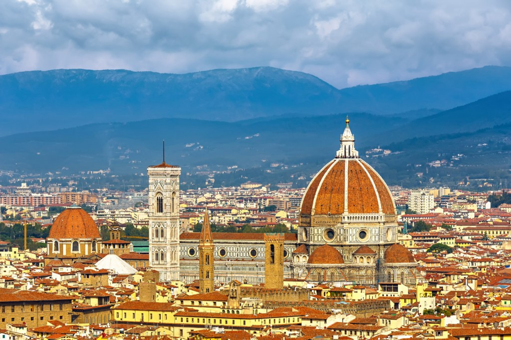 Island Trader Vacations Reviews Florence In Spring